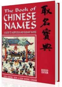 Arti Nama Orang China