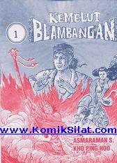 Kemelut Blambangan dari serial pecut sakti bajrakirana karya kho ping hoo