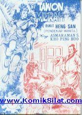 Kisah si Tawon Merah dari Bukit Heng-San