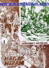 Pedang Naga Hitam karya Kho Ping Hoo