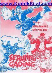 seruling gading karya kho ping hoo