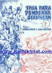 Tiga Dara Pendekar Siauw Lim